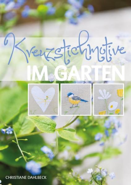 Kreuzstichmotive im Garten