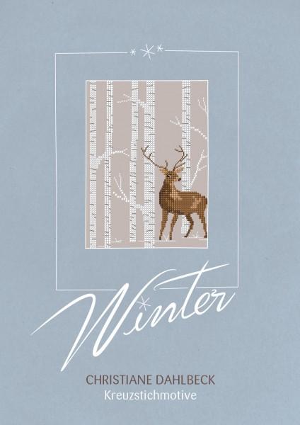 Winter, Kreuzstichmotive