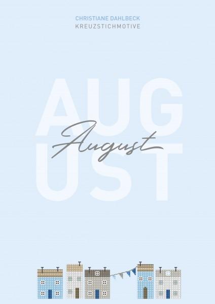 Leaflet August, Kreuzstichmotive