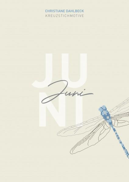 Leaflet Juni, Kreuzstichmotive
