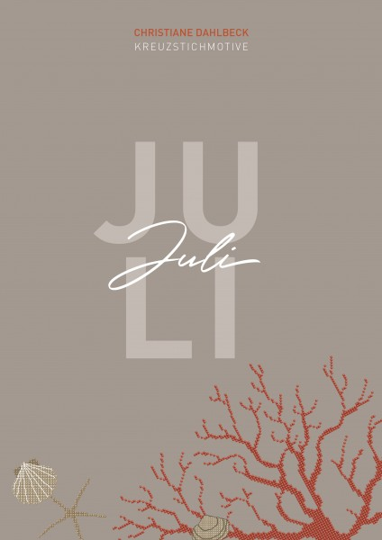 Leaflet Juli, Kreuzstichmotive