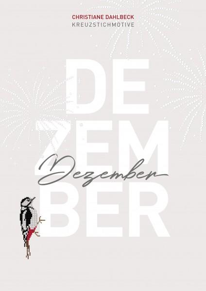 Leaflet Dezember, Kreuzstichmotive